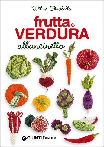 Frutta e verdura all'uncinetto
