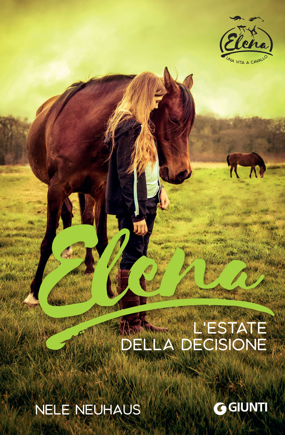 Elena. L'estate della decisione