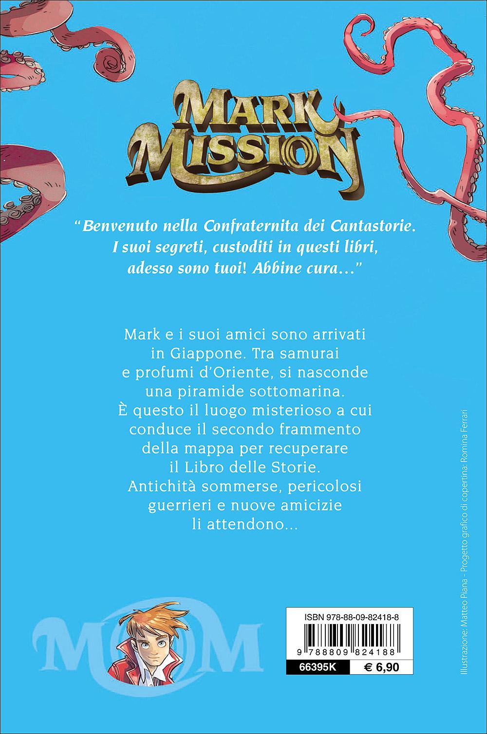 Mark Mission & Il labirinto d'acqua