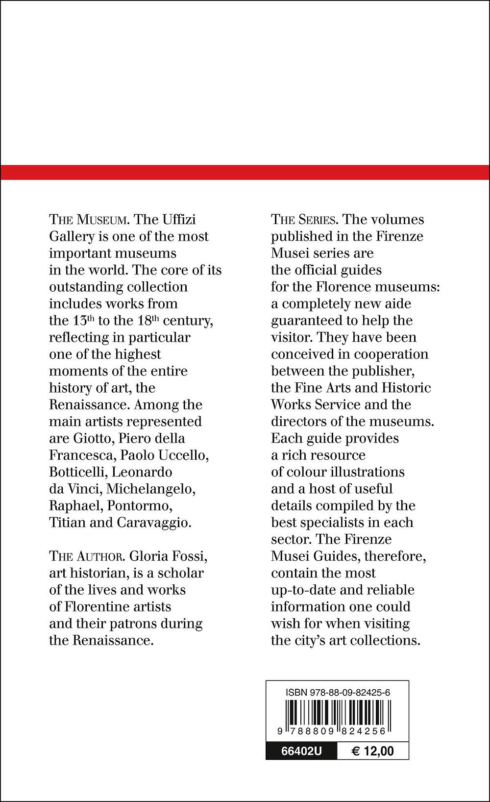 The Uffizi (in inglese)