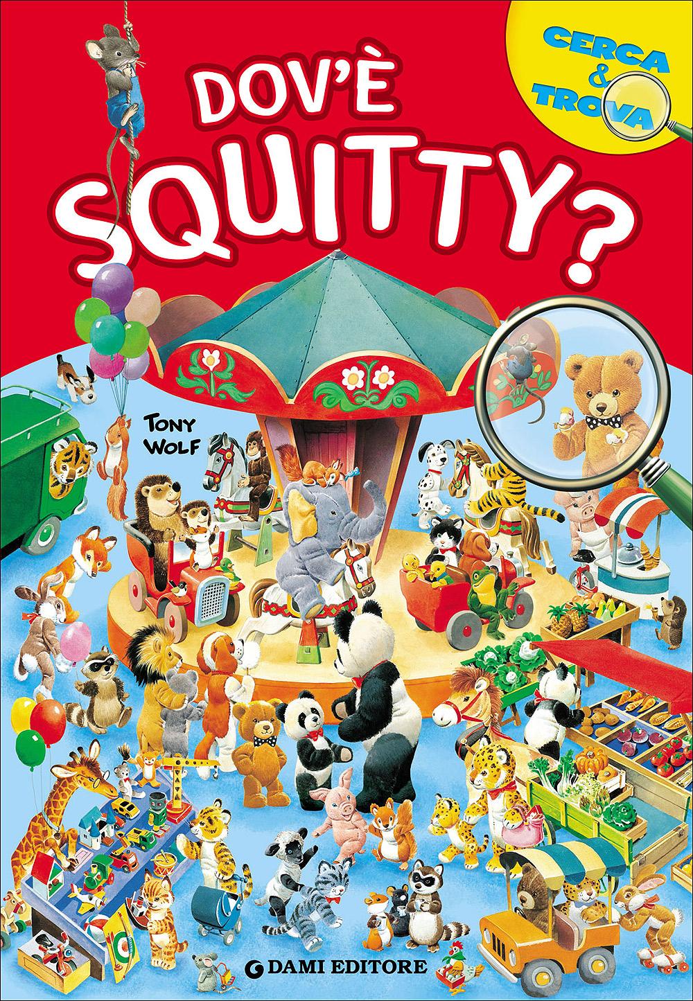 Dov'è Squitty?