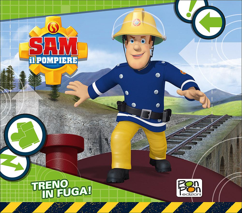 Sam il pompiere - Treno in fuga!
