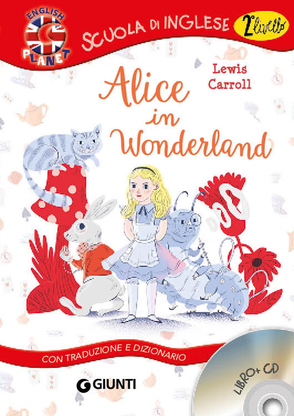 Alice in Wonderland + CD