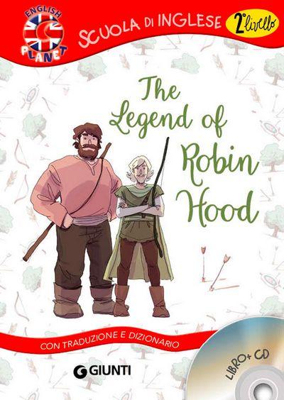 The Legend of Robin Hood + CD