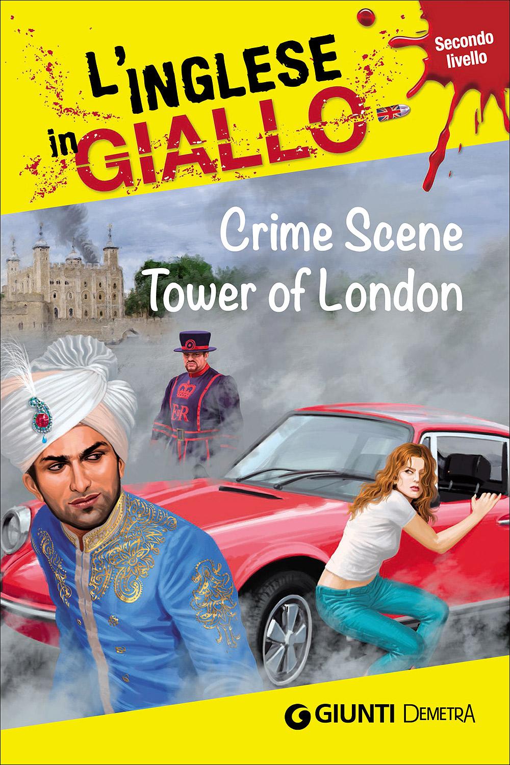 Crime Scene Tower of London