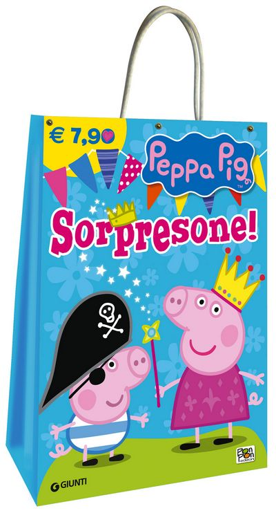 Shopper bag di Peppa Pig - Sorpresone!
