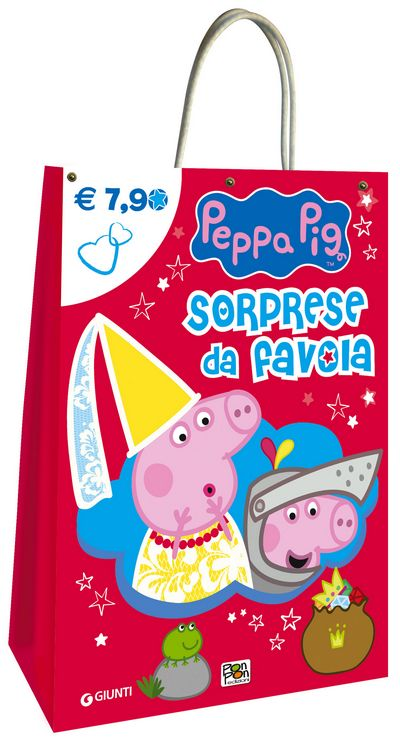 Shopper bag di Peppa Pig - Regalissimi!