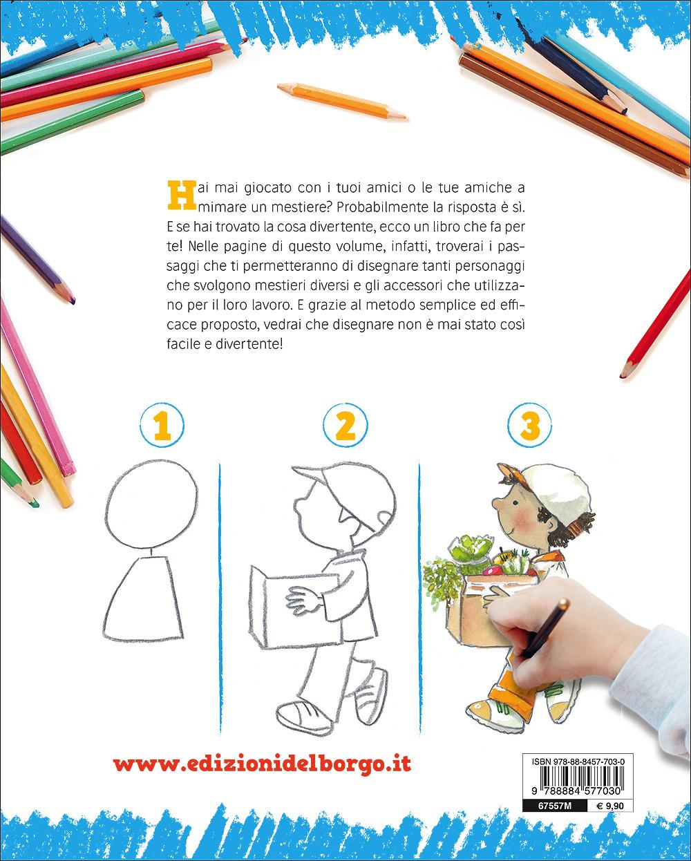 Imparare a disegnare. Corso per bambini - Vol. 5