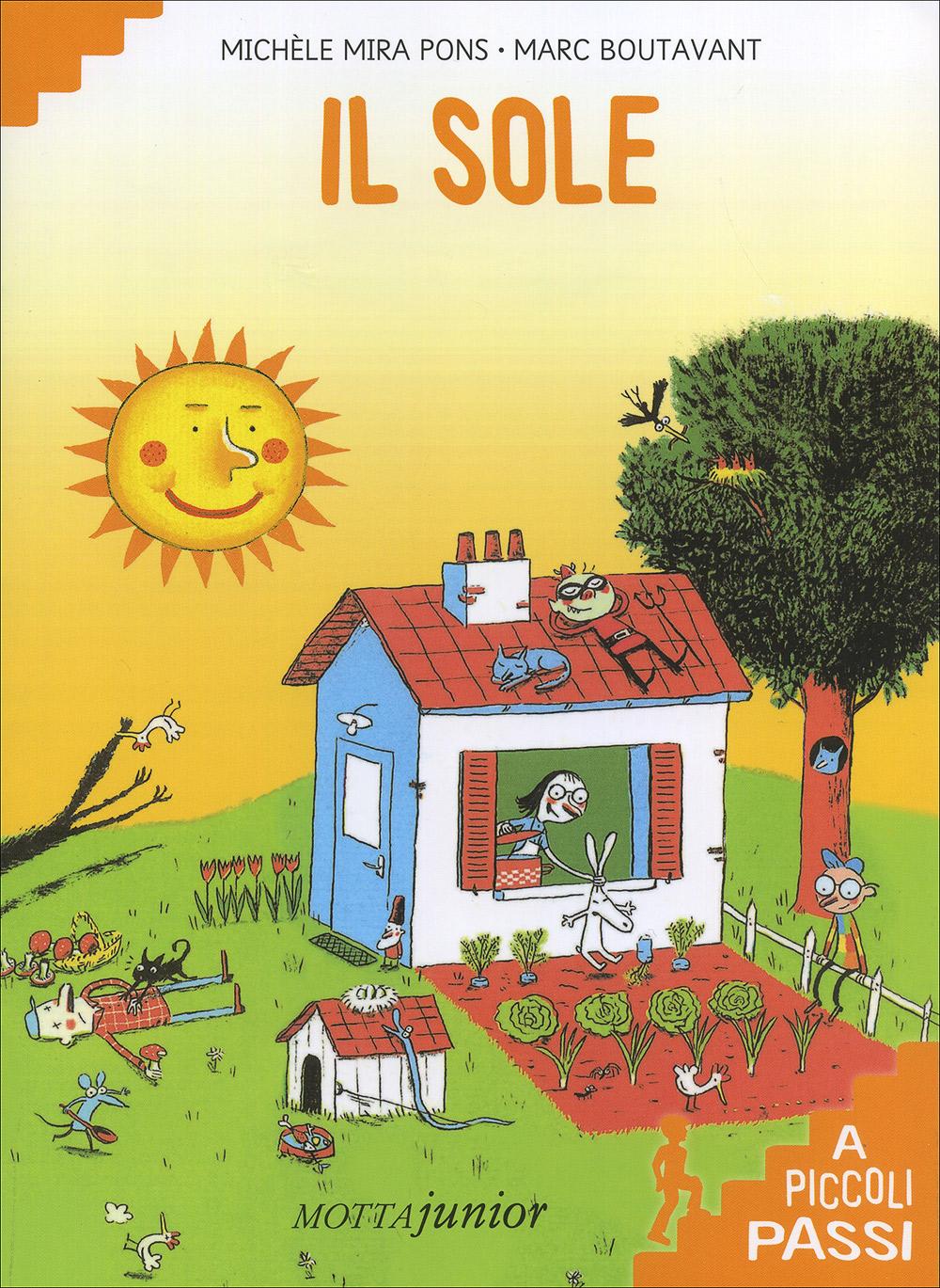 Il sole a piccoli passi (Avène)