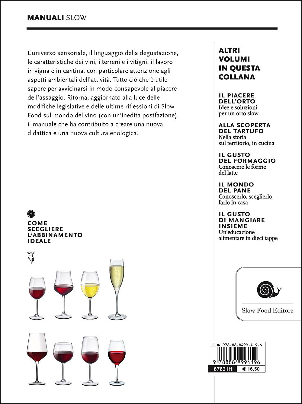 Il piacere del vino