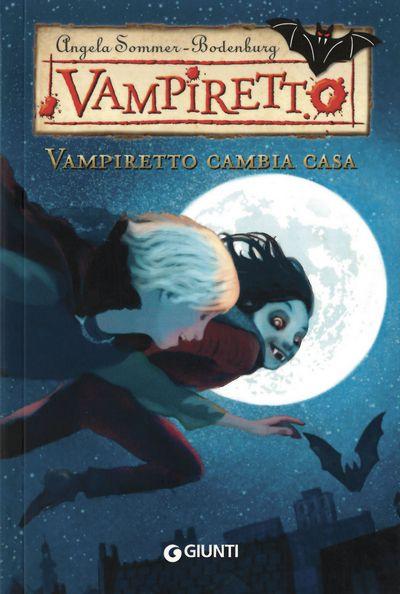 Vampiretto cambia casa
