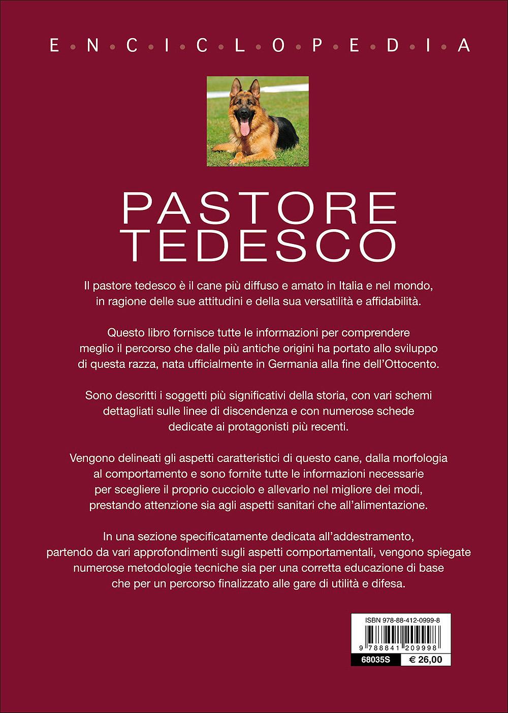 Pastore Tedesco. Enciclopedia