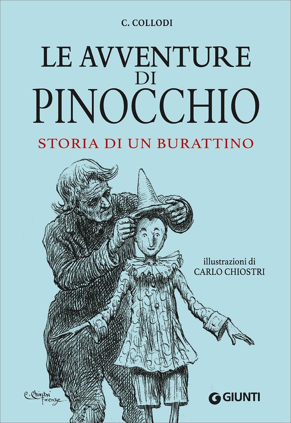Le avventure di Pinocchio (ill. Chiostri)