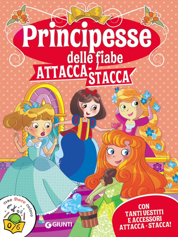 Principesse delle fiabe attacca-stacca
