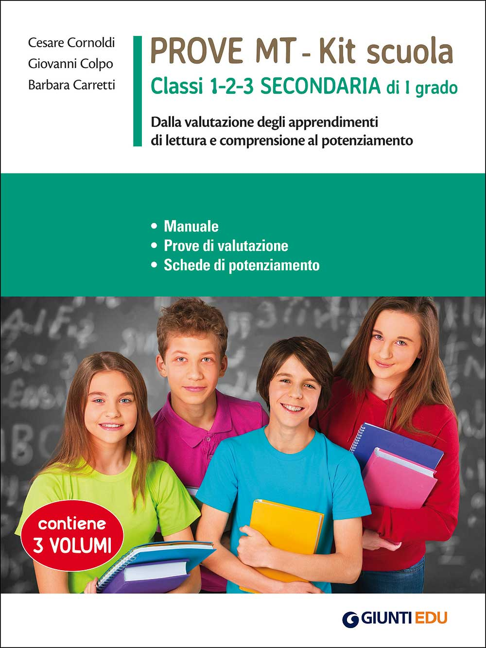 Prove MT 1-2-3 - Kit scuola secondaria di I grado