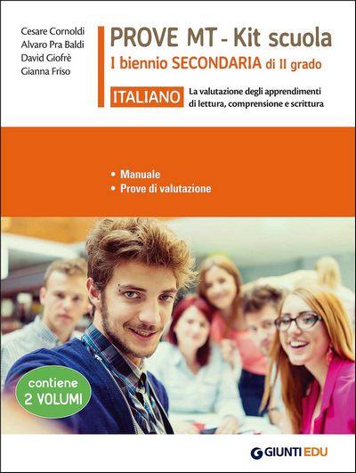 Prove MT Italiano - Kit scuola I biennio secondaria di II grado