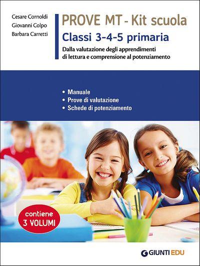 Prove MT 3-4-5 - Kit scuola primaria