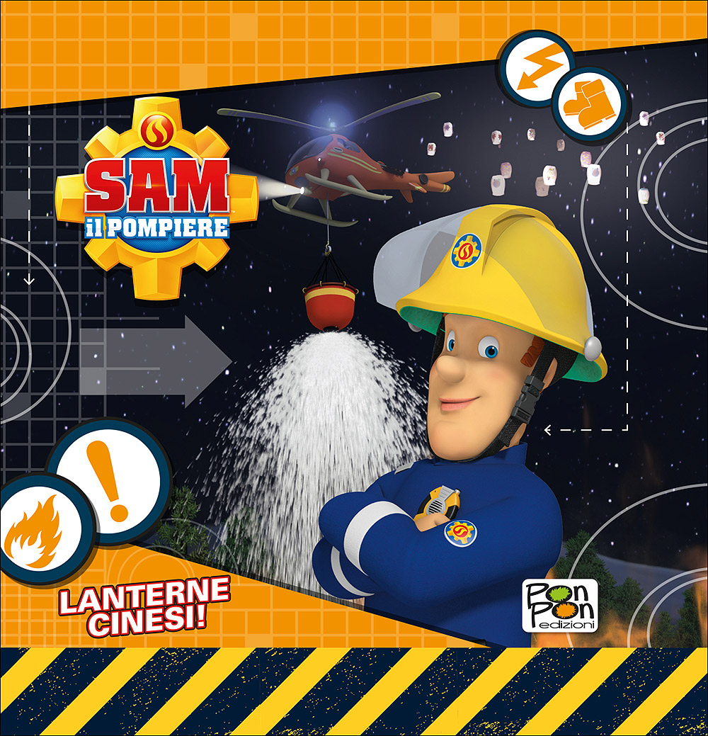Sam il pompiere - Lanterne cinesi!