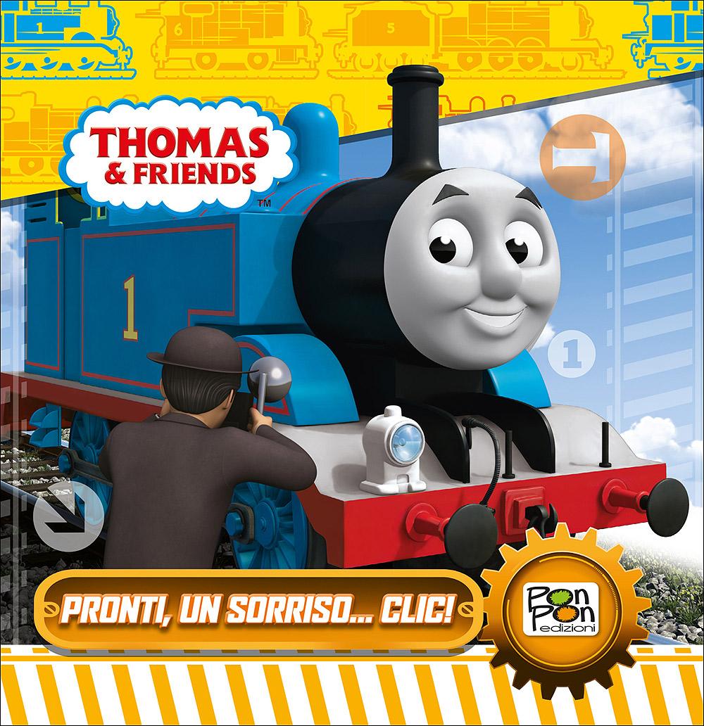 Trenino Thomas - Pronti, un sorriso... Clic!