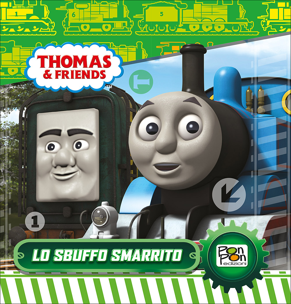 Trenino Thomas - Lo sbuffo smarrito