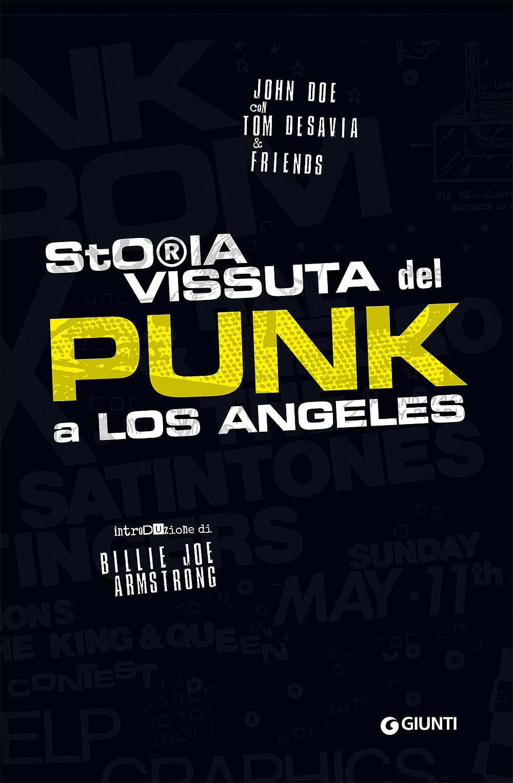 Storia vissuta del Punk a Los Angeles