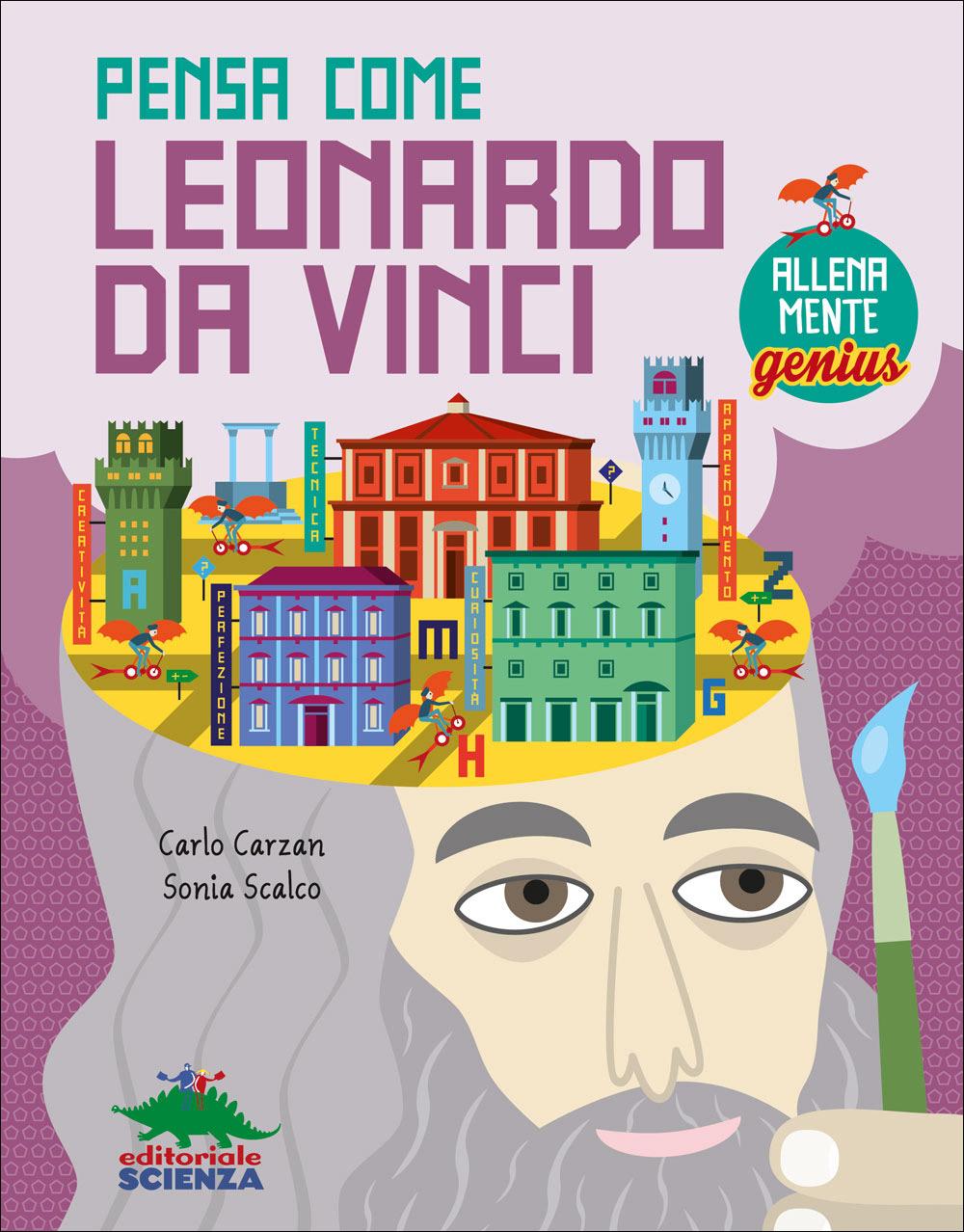 Allenamente Genius - Pensa come Leonardo da Vinci
