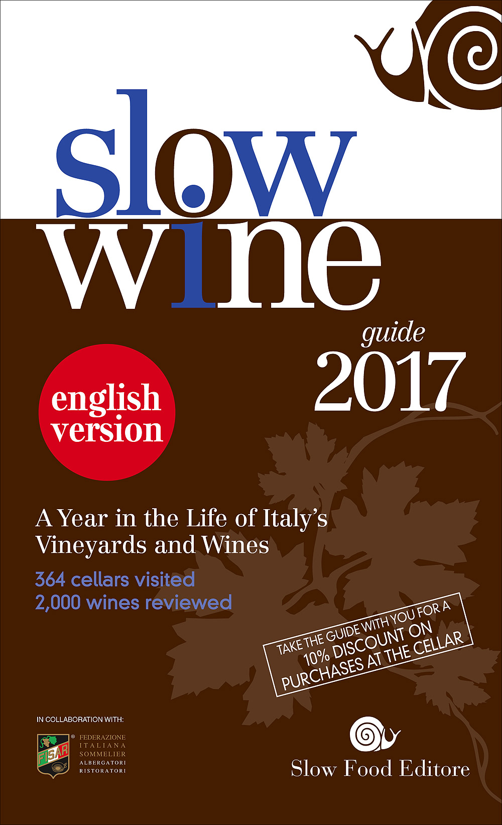 Slow Wine - guide 2017