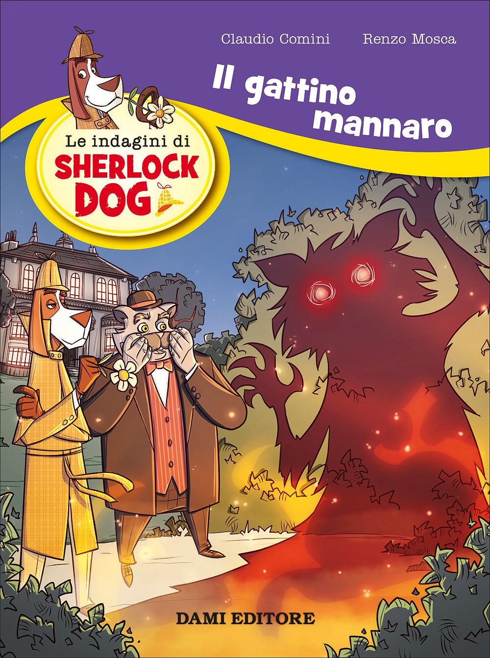 Sherlock Dog - Il gattino mannaro