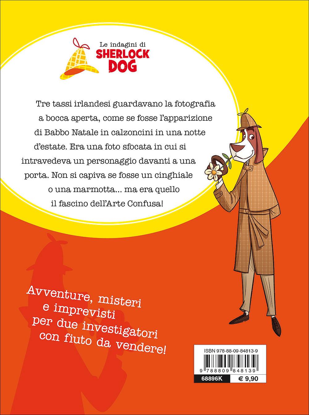 Sherlock Dog - La banda dei tassi