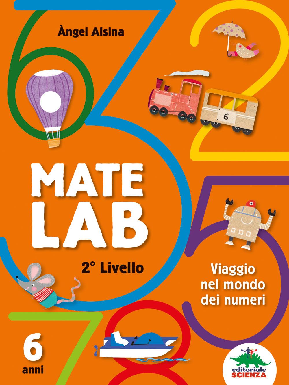 Mate Lab 2° livello