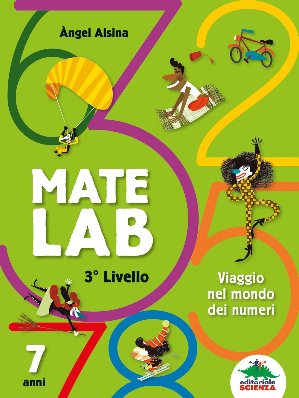 Mate Lab 3° livello