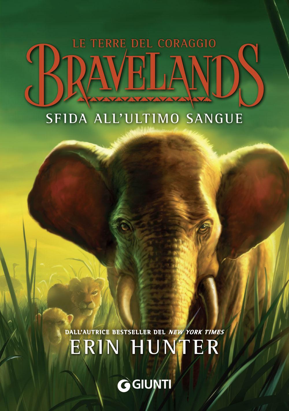 Bravelands. Sfida all'ultimo sangue