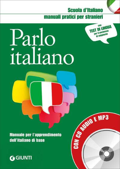 Parlo italiano + CD audio e MP3