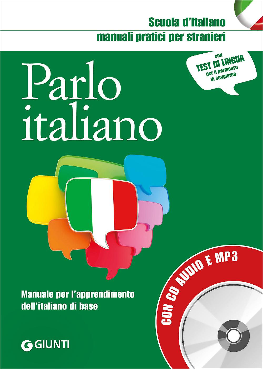 Parlo italiano + CD audio e MP3