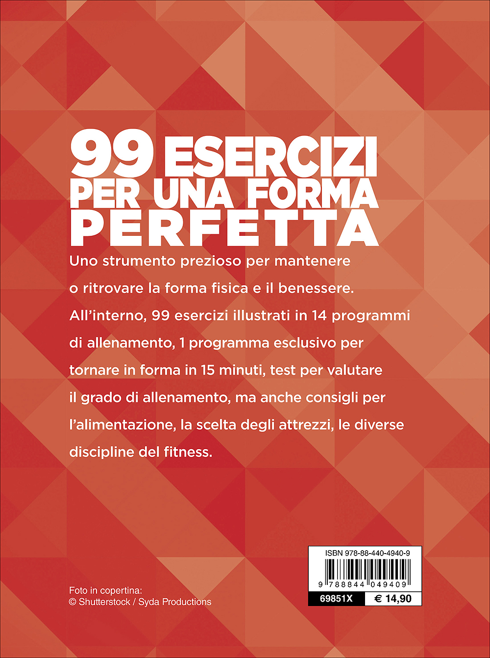 99 esercizi per una forma perfetta