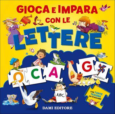 Gioca e impara con le lettere