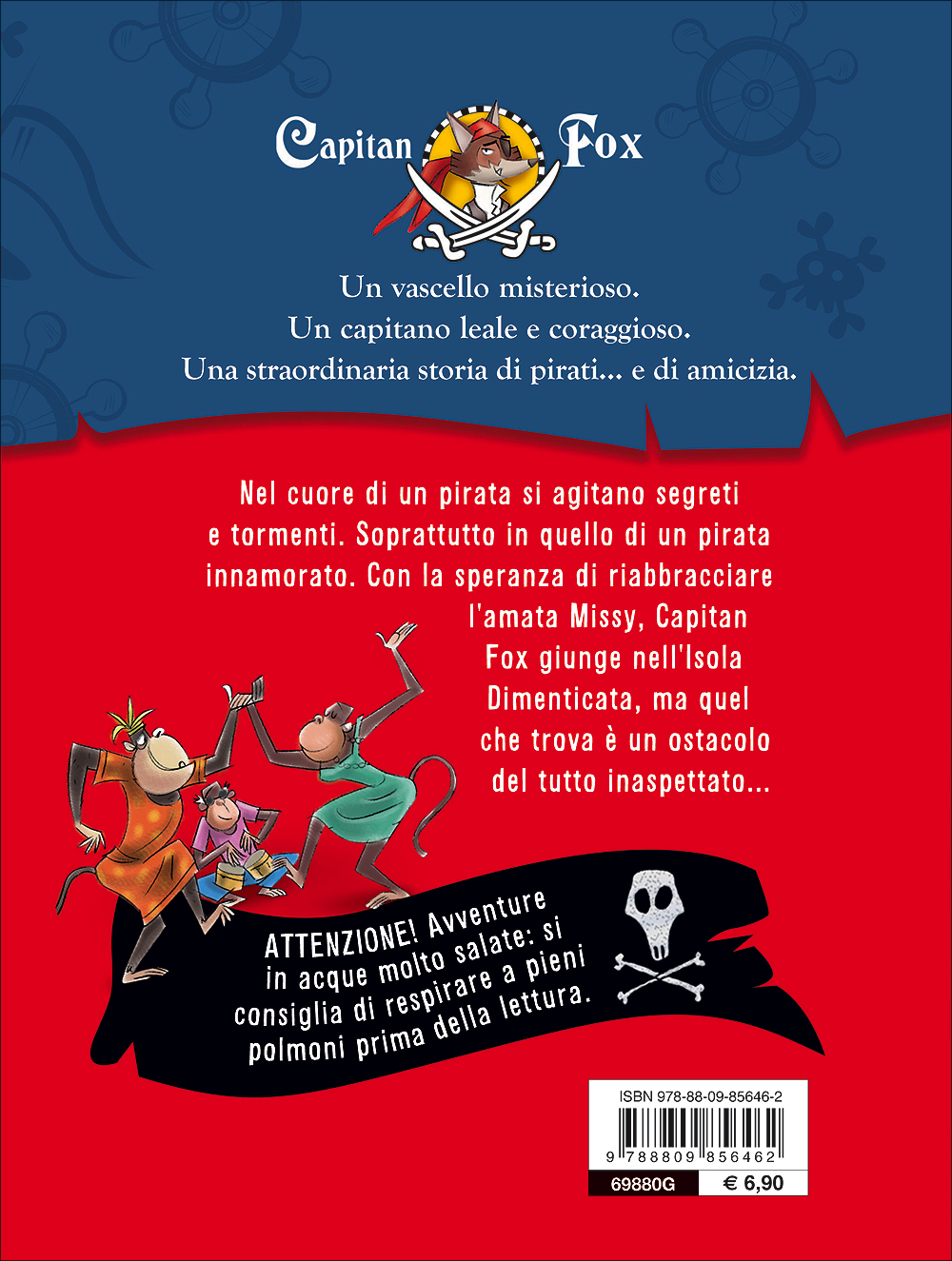 Capitan Fox - Cuori in tempesta