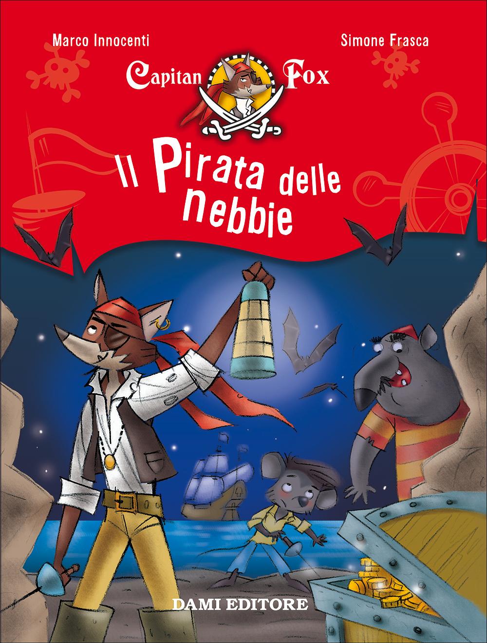 Capitan Fox - Il Pirata delle nebbie