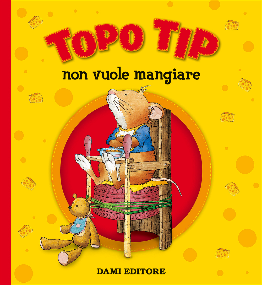 Topo Tip non vuole mangiare