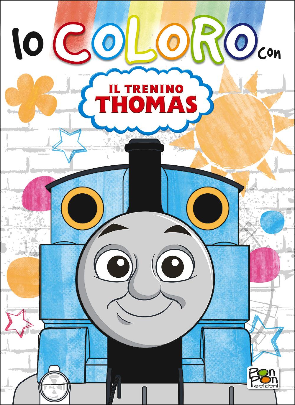 Io coloro con il Trenino Thomas