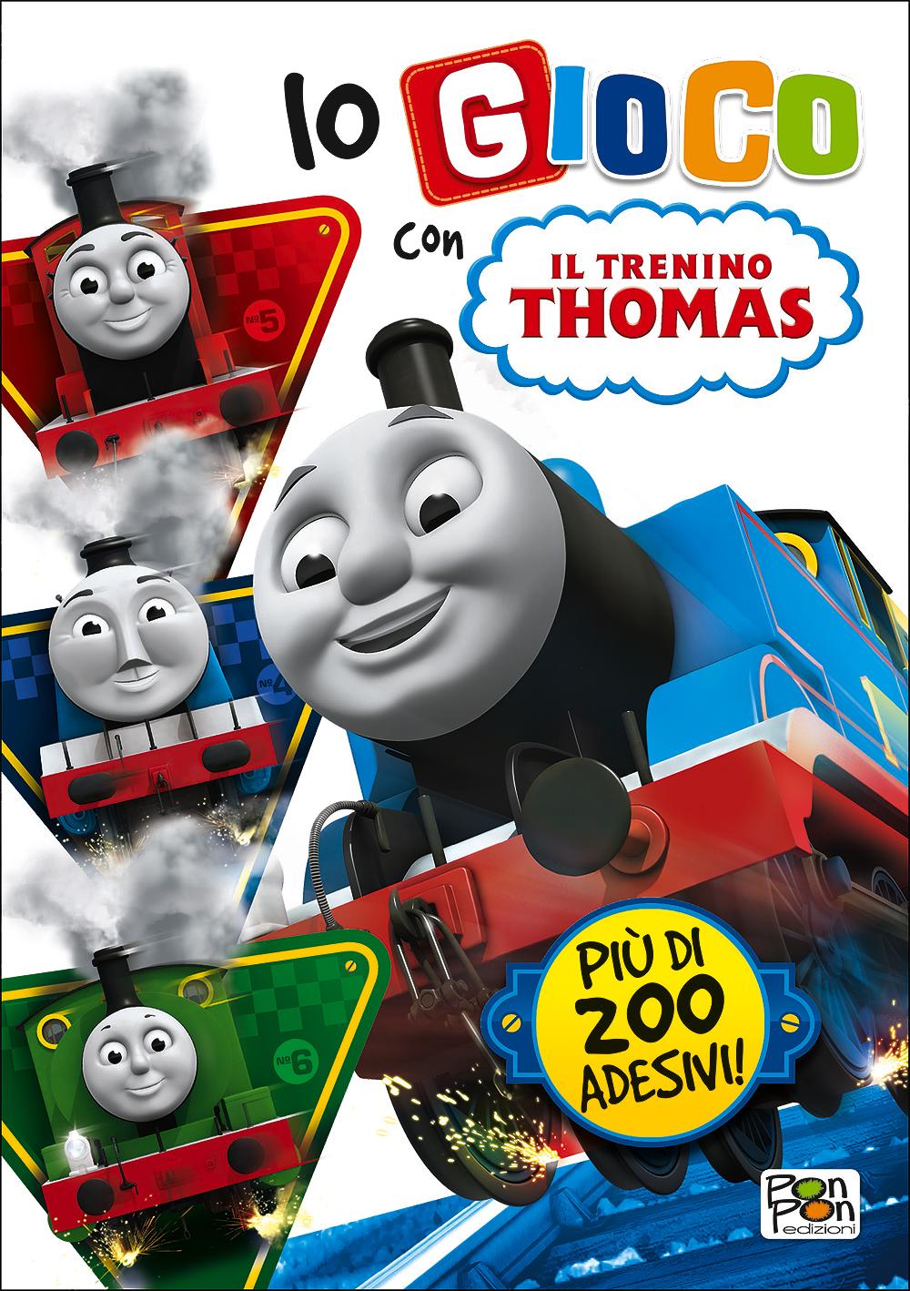 Io gioco con il Trenino Thomas
