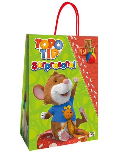Shopper bag Topo Tip - Sorpresone!