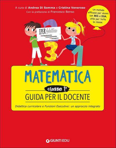 Guida per il docente - Matematica 1