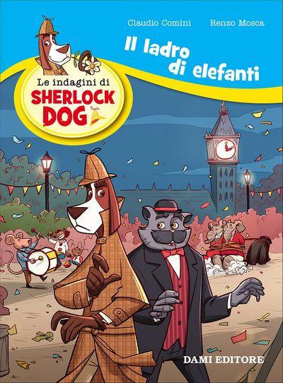 Sherlock Dog - Il ladro di elefanti