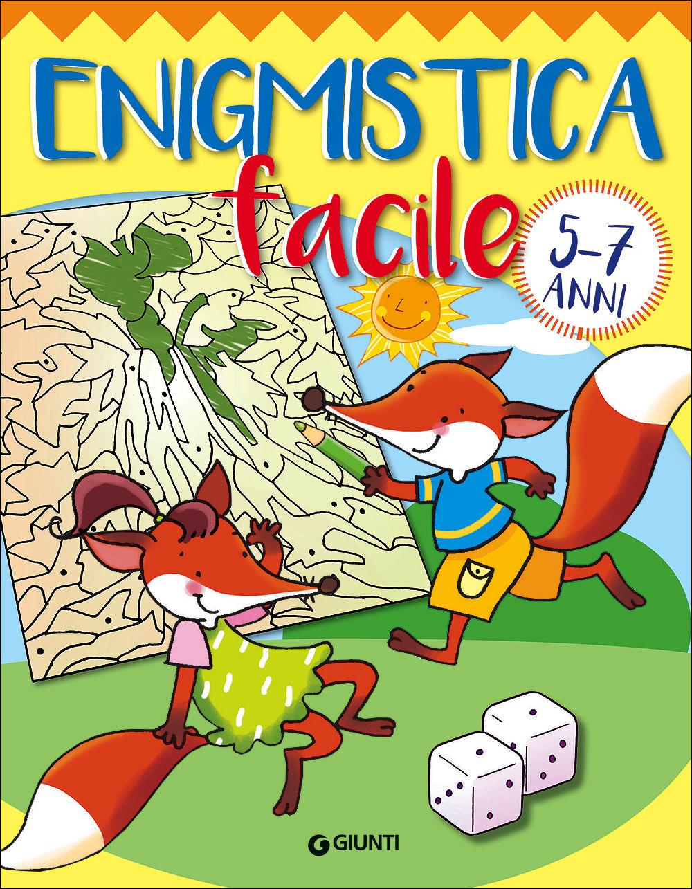 Enigmistica facile - 5-7 anni