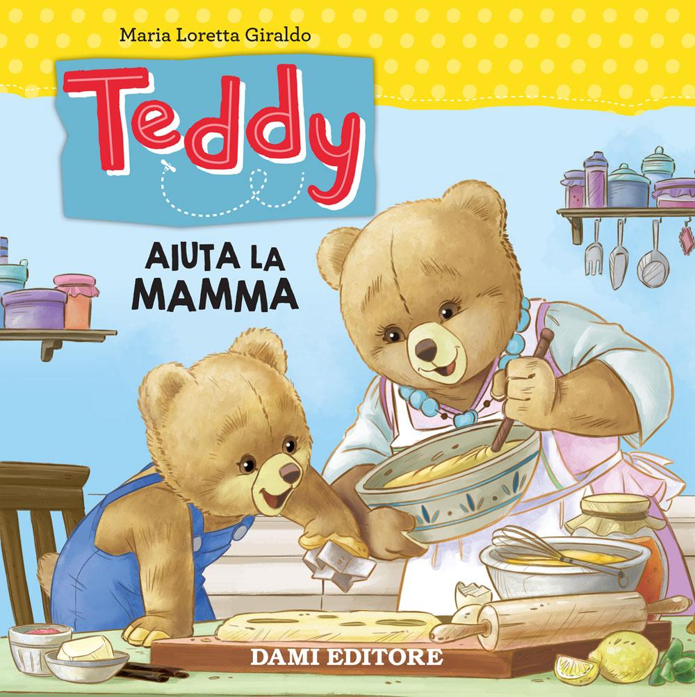 Teddy aiuta la mamma