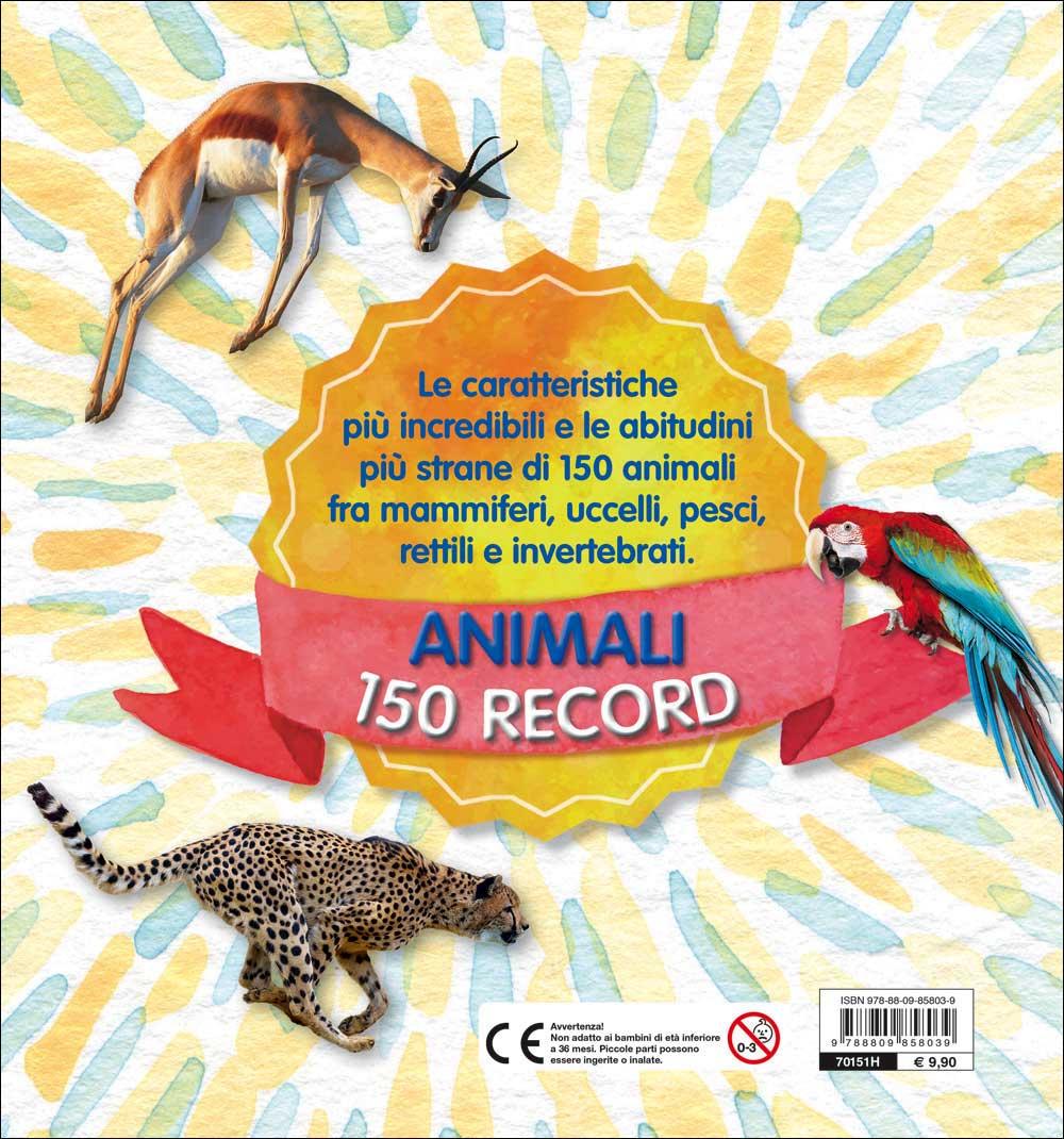 Animali 150 Record