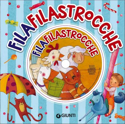 Filafilastrocche + CD
