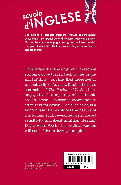 The Purloined Letter - The Black Cat