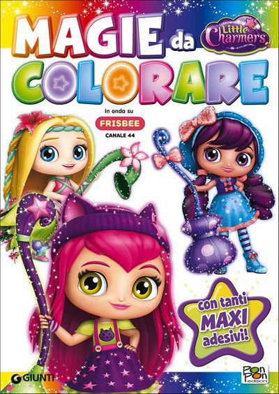 Little Charmers - Magie da colorare